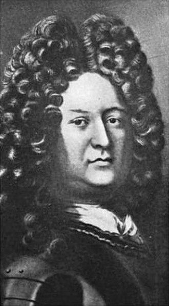 Jacques-René de Brisay de Denonville, Marquis de Denonville - Image: Denonville