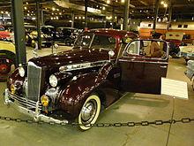 Packard Automobilhersteller Wikipedia