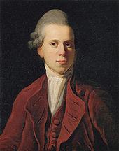 Nicolai Abildgaard (1772) (Quelle: Wikimedia)