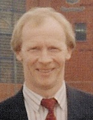 Derek Spence - Derek Spence in 1994