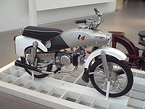 Motor-paced racing - Derny Taon 125, 1955/1956