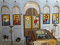 Detail of Church Interior - Sighnaghi - Georgia (18287164056).jpg