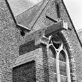 Detail van het dak met stenen spuwer - Netterden - 20334805 - RCE.jpg