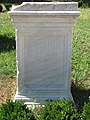 Deva 2011 - Roman Dacia - Roman Inscription by Magna Curia-1.jpg