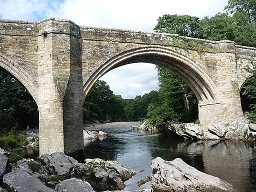 Devil's Bridge, Kirkby Lonsdale (1) 07