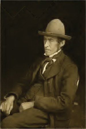 François Devouassoud - François Devouassoud in a photograph by William de Wiveleslie Abney