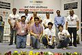 Dignitaries with Prize Winners - Valedictory Session - Indian National Championship - WRO - Kolkata 2016-10-23 9060.JPG