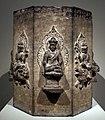 Dinastia tang, sezione di un pilastro dharani, 618-907 ca. 01.jpg