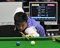 Ding Junhui at Snooker German Masters (DerHexer) 2013-01-30 01.jpg