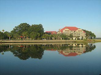 Cooper Robertson - Disney's Hilton Head Island Resort