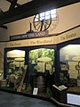 Display of Exmoor life within Dunster Visitor Centre - geograph.org.uk - 915882.jpg
