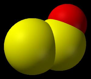 Disulfur monoxide