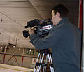 Djuradj Vujcic Rogers TV camera self-portrait.jpg