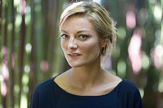 Lucy Walker (director) - Lucy Walker
