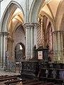 Dol-de-Bretagne (35) Cathédrale Saint-Samson Cathèdre.jpg