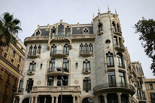 Domènech.i.Montaner.Casa.Fuster.1.Barcelona
