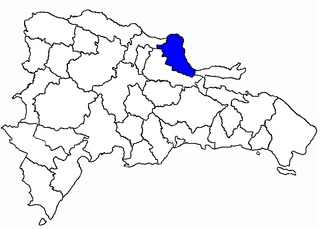 María Trinidad Sánchez Province Province in Dominican Republic