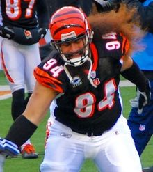 Domata Peko in January 2010.jpg