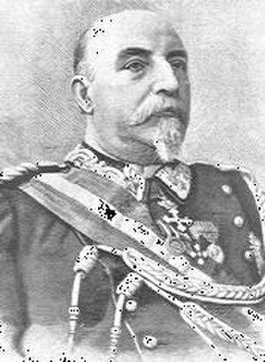 Chief of Staff of the Italian Army - Image: Domenico Primerano