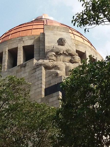 File:Domo del Monumento a La Revolución.jpg