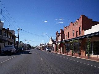 Donald, Victoria Town in Victoria, Australia