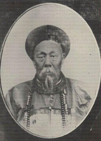 Kansu Braves - General Dong Fuxiang