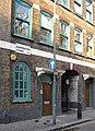 Dorrington Street and Leigh Place entrance, Holborn - geograph.org.uk - 779715.jpg