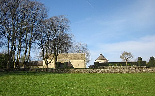 Dovecote and barn at Eastington Geograph-4613859-by-Derek-Harper