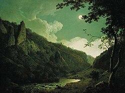 definition of moonlight