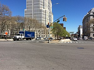 Downtown Brooklyn - Tillary Street, another major corridor
