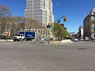 Downtown Brooklyn - Tillary Street, another major corridor
