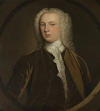John Wall (physician) - Portrait of John Wall