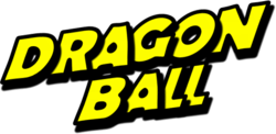 Dragon Balls logotyptext.
