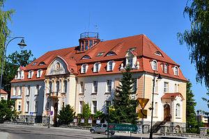 Drawsko Pomorskie - County office