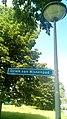 Driek van Wissenpad street sign, Winschoten (2019) 04.jpg