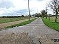 Driveway to Common Farm - geograph.org.uk - 1779783.jpg