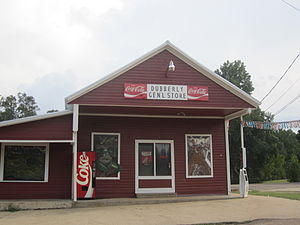 Dubberly, Louisiana - Dubberly General Store
