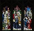 Dundalk Saint Patrick's Pro-Cathedral West Aisle Window 06 Lower Lights 2013 09 23.jpg