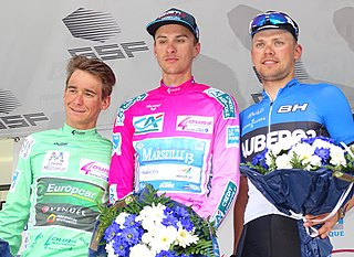 Four Days of Dunkirk French cycling competition