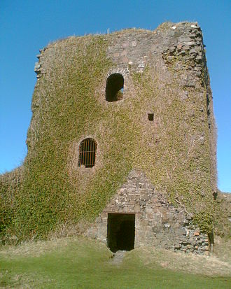 Dunollie Castle - Dunollie Castle