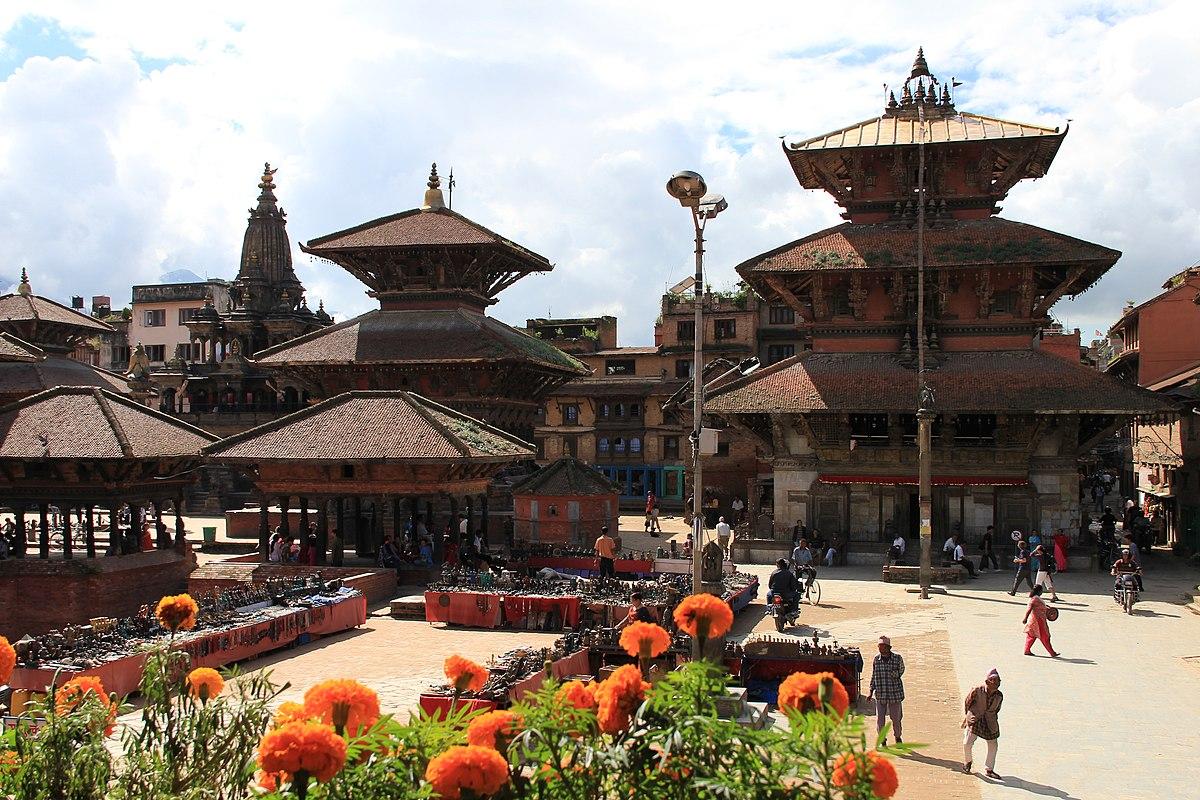 Durbar Square of Kathmandu