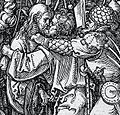 Durer - Small Passion - 11 - Betrayal - detail.jpg
