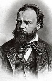 Information about Antonin Dvorak