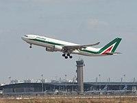 EI-EJN - A332 - Alitalia
