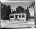 EXTERIOR VIEW - Emelie Grosse House, Columbia, Monroe County, IL HABS ILL,67-COLUM,1-10.tif