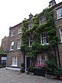 EZRA POUND - 10 Kensington Church Walk Holland Park London W8 4NB.jpg