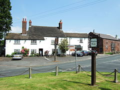 Eagle and Child, Bispham Green.JPG