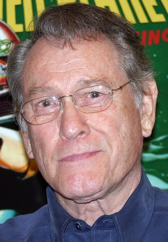 Earl Holliman - Earl Holliman at 2006 San Diego Comic Con - Photograph by Patty Mooney