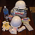 Earthquake Kit in Japan 2008.jpg