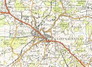 East Grinsteadmap1946
